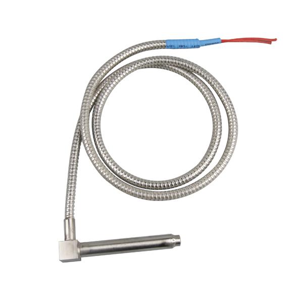 金属软管单头电热管